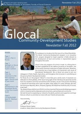 Glocal magazine 2012