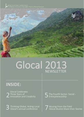 Glocal magazine 2013